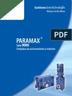 Sumitomo Catalogo Paramax 9000