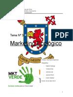 Monografía MarketingEcológico
