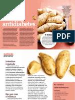 Batata antidiabetes