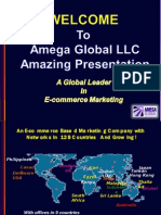 Amega Global Business Opportunity