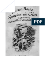 Senda Hacia Oku, Basho