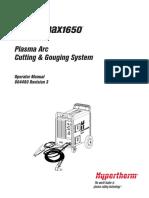 Plasma Cutter Operators Manual