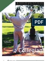 Washington College Student Magazine - The Collegian - October 2005