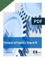 ARROYO - Curso ERSE - Sesion B8 - Priorizacion de Pys y Arbol Problemas - V