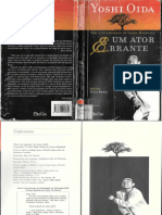Livro_Um Ator Errante_Yoshi Oida
