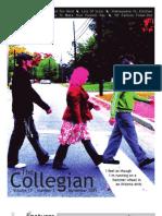 Washington College Student Magazine - The Collegian - Nov 2005