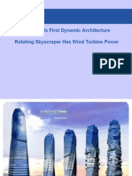 worlds first dynamic architecture