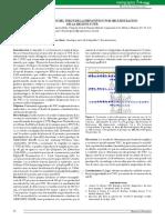Genotipificacion Del Virus de La Hepatitis C Por Secuenciacion