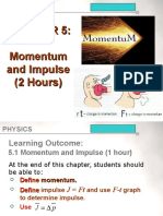 Chapter5 Momentum and Impulse Student