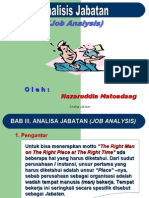 006A - Analisis Jabatan (Job Description)