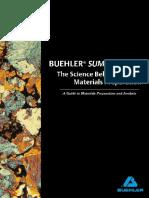 Buehler Summet, Sample Prep and Analysis