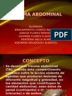Trauma Abdominal en Enfermeria - Copia
