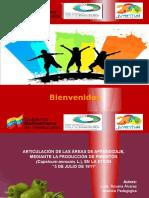 Congreso Pedagógico (Roxana Álvarez-Ajustadas)
