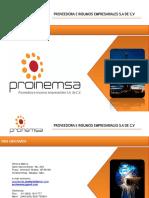 Curriculum Empresarial Proinemsa (1)