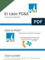 Caso PG&E /Caso de varillas radioactivas en Máxico
