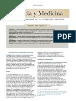 CyM.Vol1.Nº7. Ciencia y Medicina