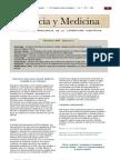 CyM.Vol1.Nº8. Ciencia y Medicina