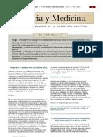 CyM.Vol1.Nº9. Ciencia y Medicina