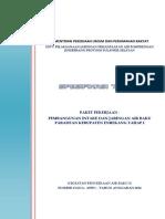 Spesifikasi Pekerjaan Pembagunan INTAKE Air Baku