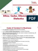 3. Ethical Dilemmas