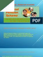 NPS- National Pension Scheme