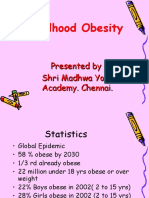 Childhood Obesity-1