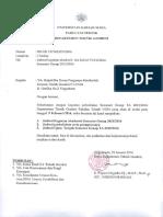 Jadwal Kegiatan Dan Jadwal Matakuliah Sm Genap 2015.2016
