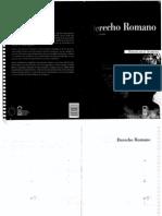 Derecho Romano - Francisco Samper Polo - Parte I