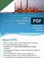 NTPC_Intership_ProjectProposal