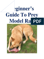 Rv. 6.1 Beginners Guide to Prey Model Raw