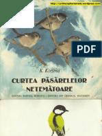 Curtea Pasarelelor Netematoare - k.kirsina (Ilustrata de g.nikolski, 1985)