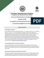 European Administrators Program FAQs-1