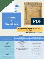 Os Lusíadas Educação Literária Leitura e Gramática (1)