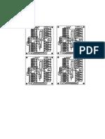 Layout Minimum System ATMEGA16/32/8535