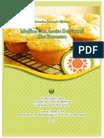 Muffins con aceite de girasol de alto poder oléico