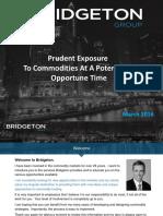 bridgeton commodity portfolio presentation