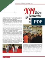 """Testemunho publicado na Revista """"ACIP"""" 4ª Edição (FCom e Ferneto)"""