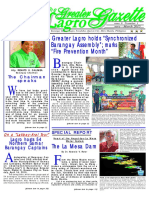 Greater Lagro Gazette Vol 8-1 Jan to March 2015