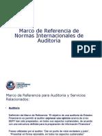 I.1. Marco de Referencia y Leyes de Normas Internacionales de Auditoria