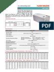 Battery MPG12V200