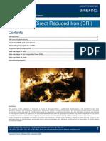 LP Briefing - Carriage of DRI