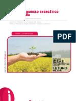 Informe de la Fundación Ideas sobre el Modelo Energético