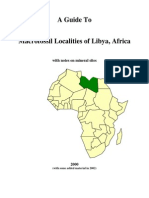 A guide to the macrofossil localities of Libya, Africa