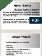 5.- Medios Tecnicos