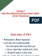 chuong 5 - PRA (tuan 1)