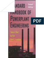 Standard Handbook of Powerplant Engineering. Mayk