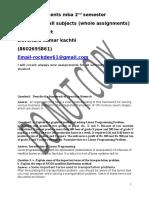 Mb0048operaton Research