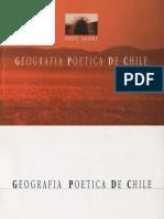 Geografia Poetica de Chile1