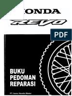 BPR Honda REVO