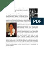 Actvidad de Amedeo Clemente Modigliani